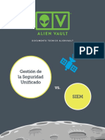 Alienvault vs Siem