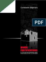 BAJENARU - Minor Fortifications 2010