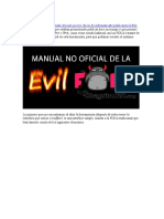 Manual Foca