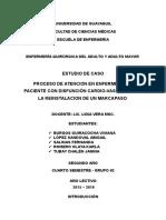 ESTUDIO de CASO Hipertencion Arterial Universidad de Guayaquil