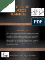 Auditoria de Recursos Humanos Virtual