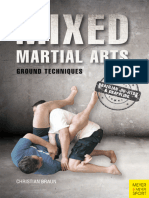 Mma Ground Techniques