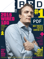 Wired - September 2015 UK