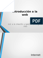 Intro Web. AQppt