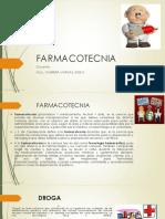 FARMACOTECNIA