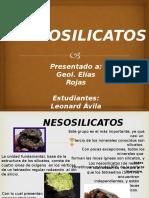 110378891 Silicatos Exp Nesosilicatos