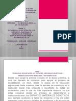 Tema 1 Tecnología Educativa de Los Soportes, Materiales Didácticos y Medios Educativos Auxiliares y Autodidácticos.