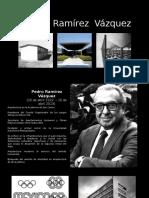 Pedro  Ramírez  Vázquez.pptx