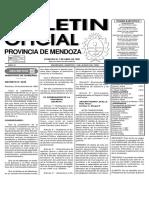 Estatuto Iusp Boletin Nro 25915 Del 1 06 1999 o 19990601-25915-Normas