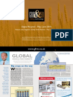 Global feed markets - May   June 2010