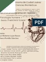 Electrocardiograma fisiologia