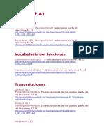 Netzwerk a1 Materialien Online