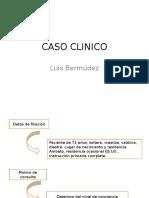 Caso Clinico Neurologia