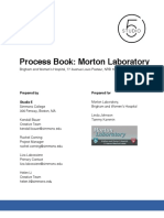 morton lab process book