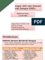 Demam Dengue (DD) Dan Demam Berdarah