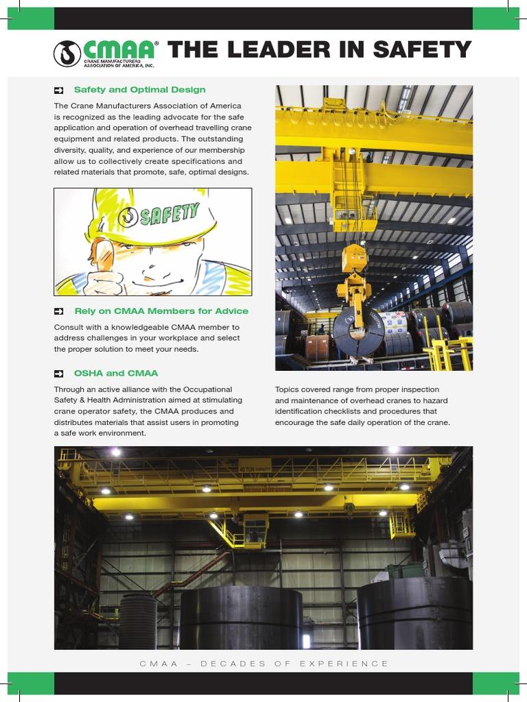cmaa-safety pdf