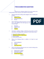 CSWIP SPECIMEN QUESTIONS.doc