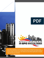 Philippines IT-BPO Investor Primer