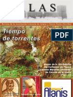 Nº 1 ALAS Tiempo de torrentes-Abril 2010
