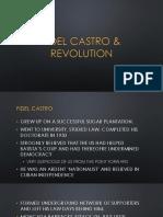 fidel castro   revolution