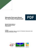 Livro Ed Fís Idosos Prática Fundamentada