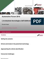 L'evoluzione tecnologica dell'elettronica automotive