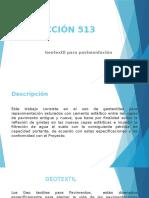 SECCIÓN-513
