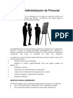 Fines de la Administración de Personal.docx