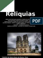 4  -  Arte  Crista  Gótica  -  Relíquias.ppt