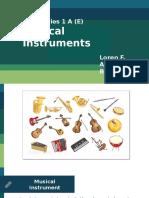 Musical Instruments - Hum 1