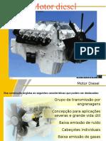 Motor Diesel Liebherr