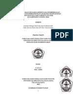 SIHAY (Nim 112022) - Cover, Hal Pengesahan, Daftar Isi, Dll