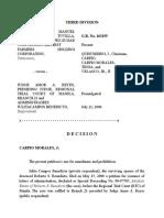 Hilado v. Judge Reyes