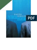 Pacto Sinistro - Patricia Highsmith.pdf