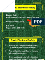 Basic Electrical Hazard