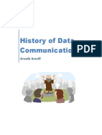 History of Data Communication
