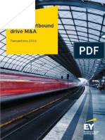 EY Pe and Outbound Drive M and A