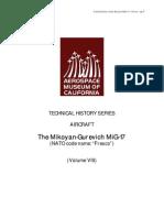 """The Mikoyan-Gurevich MiG-17 (NATO code name """"Fresco"""")"""