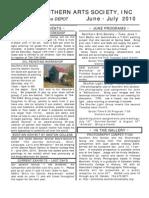 Sasi News June_july 2010