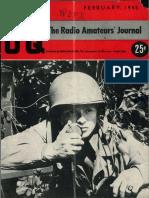 CQ 02 February 1945
