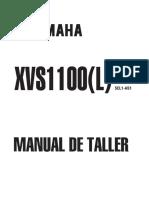 Yamaha Xvs 1100 Manual Taller
