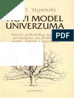 P. D. Uspenski - Novi Model Univerzuma.PDF