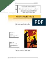 Notation Financiere