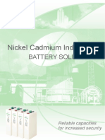 Ni Cad Batteries