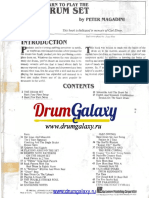 Peter Magadini - Learn to Play the Drumset Book 1.pdf