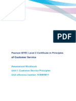 PFS CS Unit 1 Customer Service Principles Workbook v1 (1)