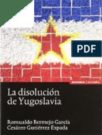 La disolución de Yugoslavia.pdf