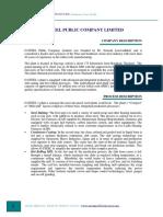 G Steel Company Case Study