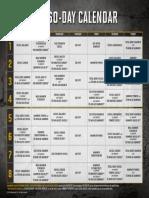 weider ruthless workout calendar pdf
