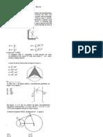 Questões de Geometria Plana